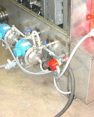 AMERICAN VGW REAR PUMP VIEW