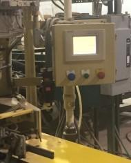 Glass Line Double Edger Control Panel