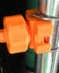 JY2000 Spray Nozzle Closeup