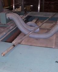Besten 60in Oven Roller Press Blower