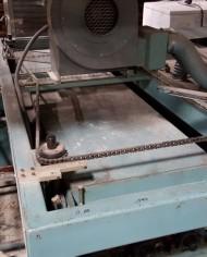 Besten 60in Oven Roller Press Roll Adjuster