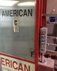 American VGW Control Panel