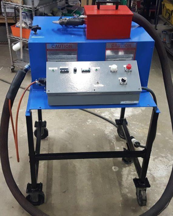 melt butyl machine