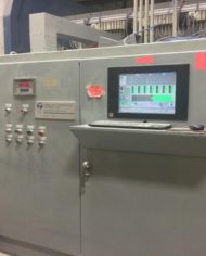 TAMGLASS Tempering Furnace Control Panel