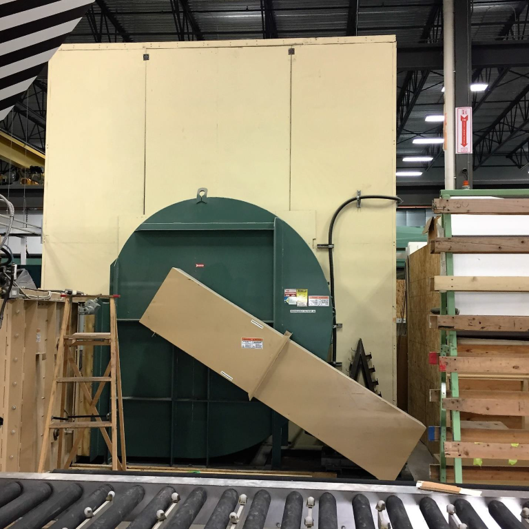 100in Hhh Tempering Resources Tempering Furnace Rebuilt