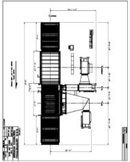 HHH Tempering Furnace Floor Plan